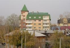 Жилой дом по Сакко-Первомайская