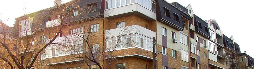 Жилой дом по ул. Комсомольская